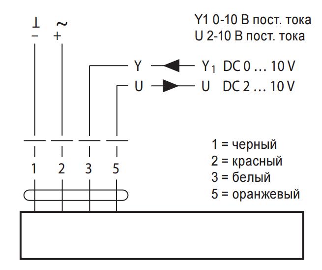 Polar bear электрическая схема
